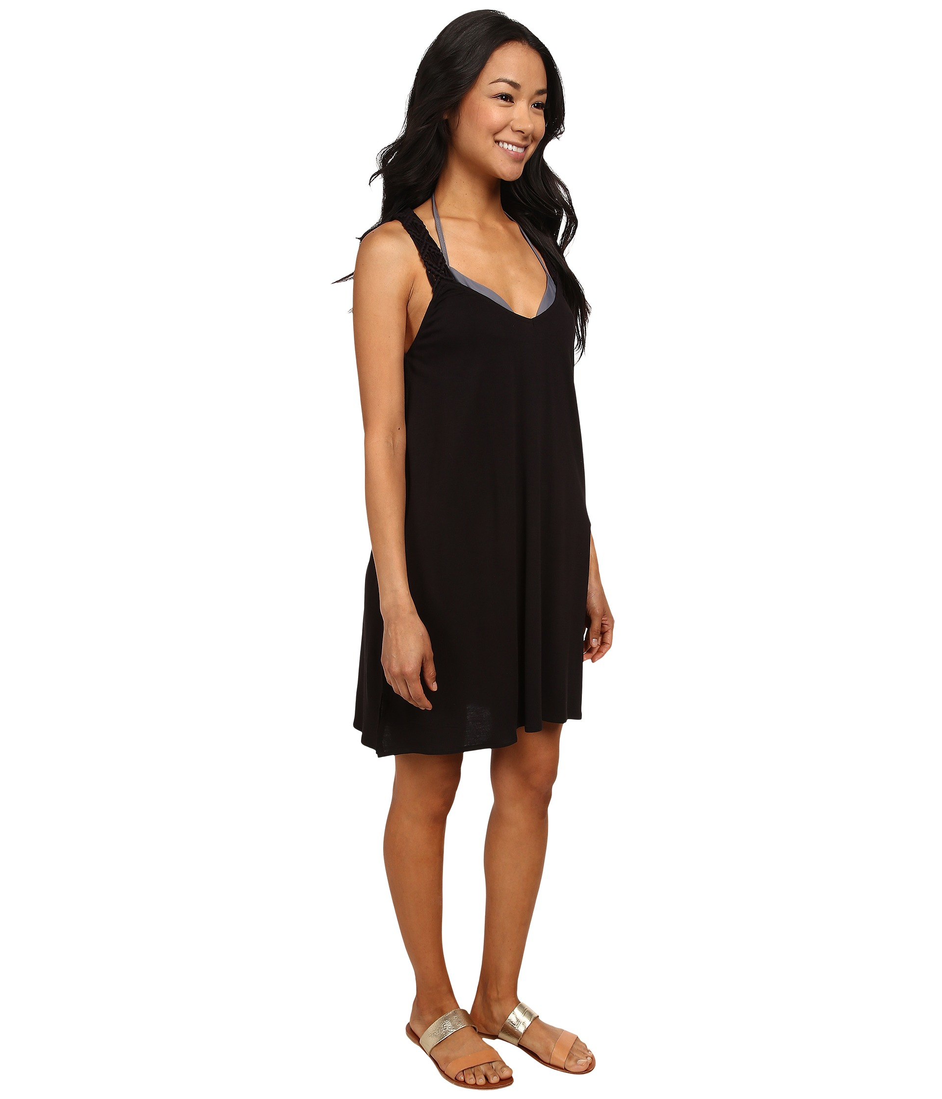 Terry cloth swimsuit cover up Women s Swimwear