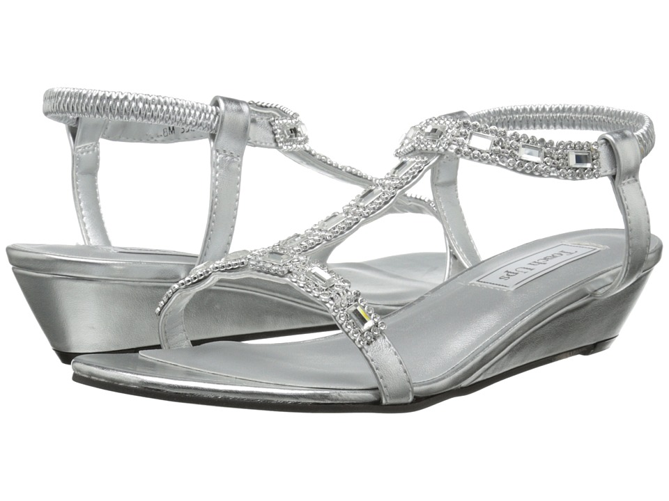 Touch Ups - Jazz (Silver) Womens Dress Sandals