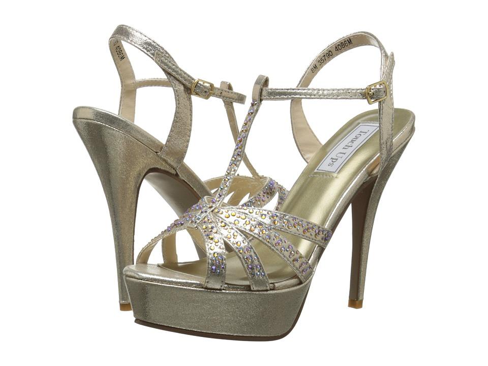 Touch Ups April (Champagne) Women's Dress Sandals