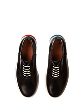 Band of Outsiders - Brushed Cordovan Slipped Heel Saddle Shoe