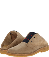 Band of Outsiders - Calf Suede Desert Boot Mule