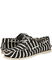 Band of Outsiders - A/O 3-Eye Stripe Boat Shoe