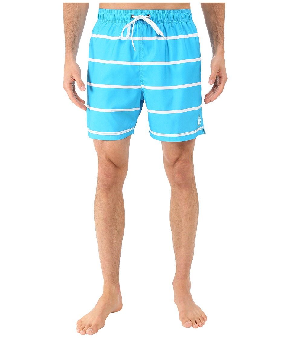 Body Glove Linez Out Volleys Ocean Mens Swimwear