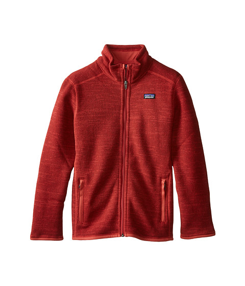 Patagonia Kids Better Sweater™ Jacket (Little Kids/Big Kids)