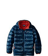 Patagonia Kids - Boys' Hi-Loft Down Sweater Hoodie (Little Kids/Big Kids)