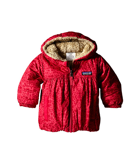 Patagonia Kids Reversible Honey Puff Hoodie (Infant/Toddler)