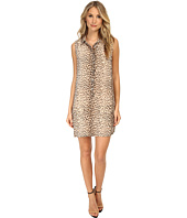 EQUIPMENT - Sleeveless Lucida Dress Leopard Print