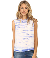 EQUIPMENT - Reagan Sleeveless Tie-Dye Top