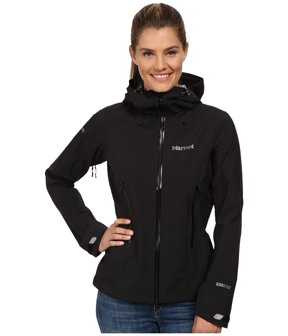Marmot Cerro Torre Jacket Black Womens Coat