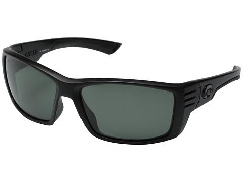 Costa Costa Cortez 580 Glass - Blackout/Gray 580 Glass Lens