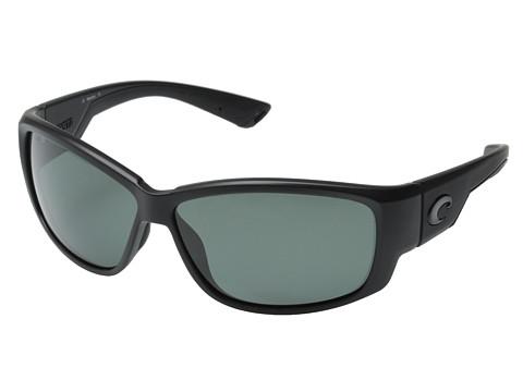 Costa Costa Luke 580 Glass - Blackout/Gray 580 Glass Lens