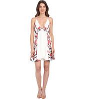 StyleStalker - Auspicious Plunge Dress
