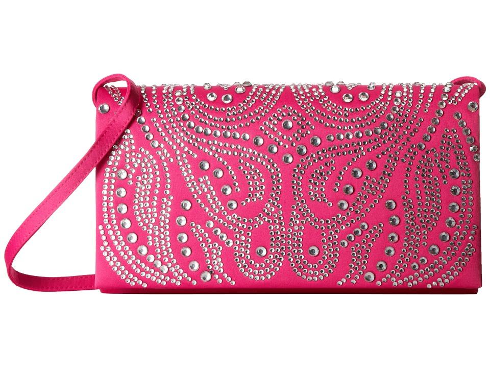 Nina - Adelaid (Fuchsia/Silver) Handbags