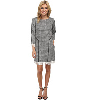 Sam Edelman - 3/4 Sleeve Shift Dress