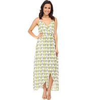 Brigitte Bailey - Twist Top Tulip Maxi Dress
