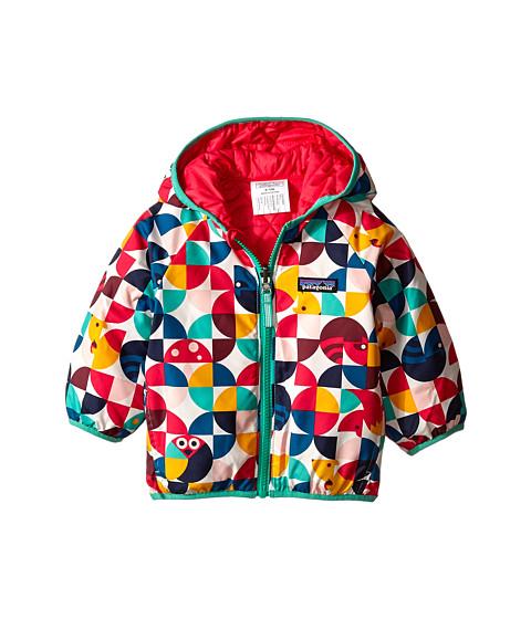 Patagonia Kids Baby Reversible Puff-Ball Jacket (Infant/Toddler)
