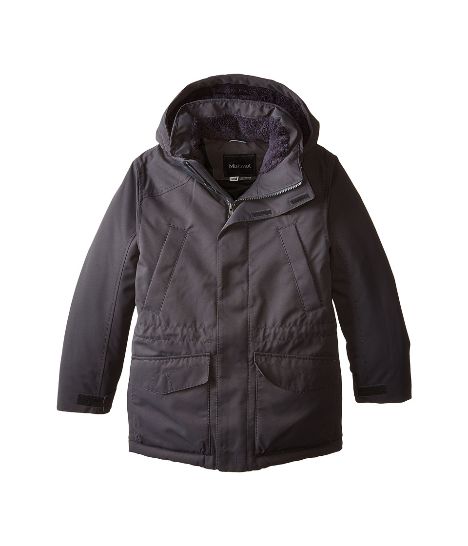Marmot Kids Boys Bridgeport Jacket Little Kids/Big Kids Slate Grey Boys Coat