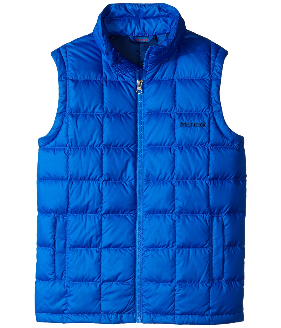 Marmot Kids Ajax Vest Little Kids/Big Kids Cobalt Blue Boys Vest