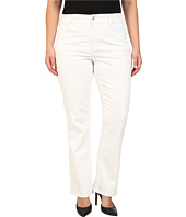 NYDJ Plus Size - Plus Size Billie Mini Bootcut in Optic White