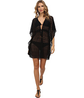 Bleu Rod Beattie - Crochet Caftan Cover-Up