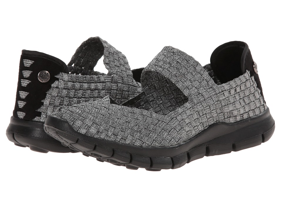 bernie mev. - Charm (Pewter) Womens Sandals