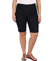 NYDJ Plus Size - Plus Size Christy Short in Dark Enzyme