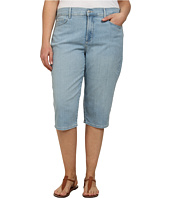 NYDJ Plus Size - Plus Size Kaelin Five-Pocket Skimmer in Vernon