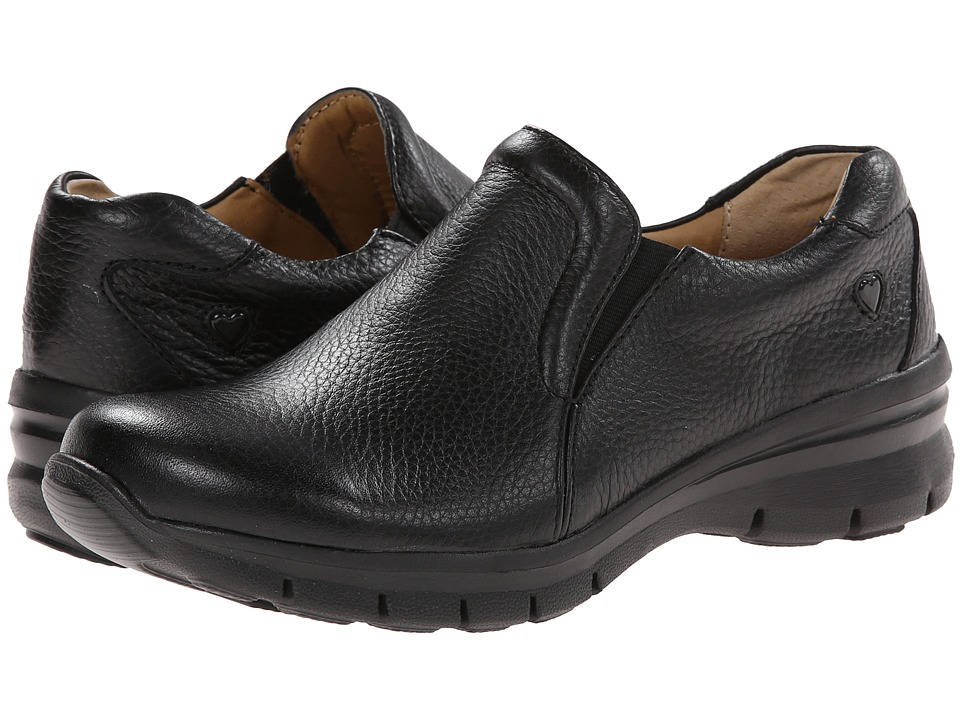 Nurse Mates - London (Black) Womens Shoes