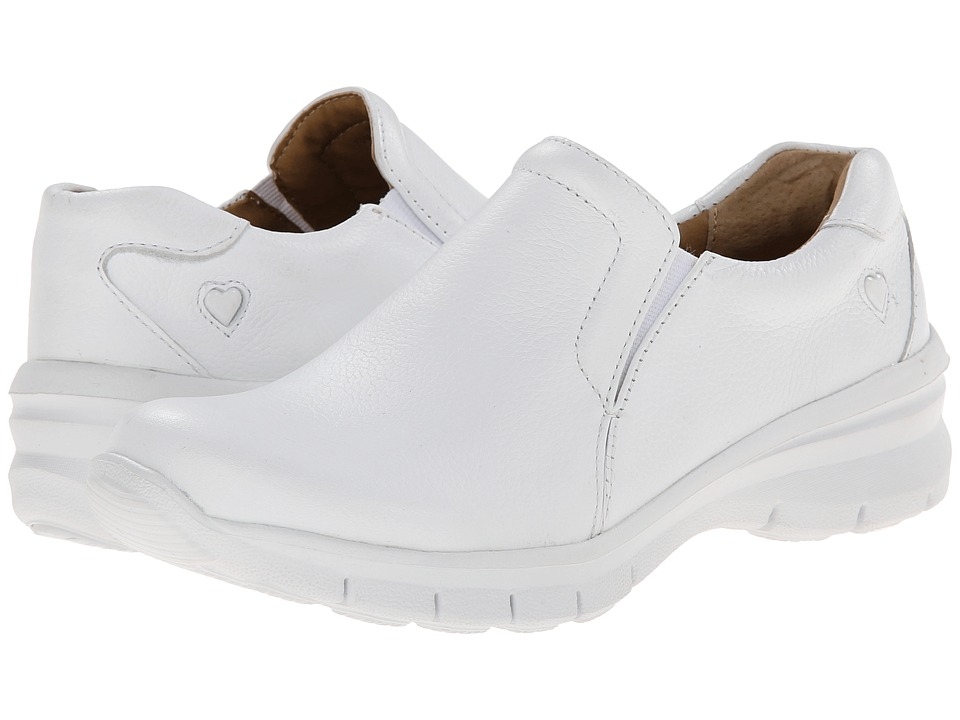Nurse Mates London (White) Women's Shoes