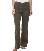 NYDJ Petite - Petite Wyline Trouser in Dark Olive