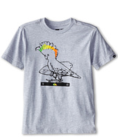 Quiksilver Kids - Cacapoete Tee (Big Kids)