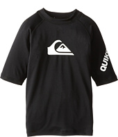 Quiksilver Kids - All Time Surfshirt Rashguard (Big Kids)