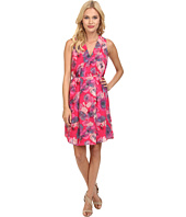 Rebecca Taylor - Sleeveless Flowerpress Dress