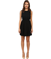 Kate Spade New York - Pleated Crepe Dress