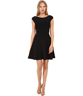 Kate Spade New York - Cap Sleeve Scuba Dress