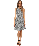 Kate Spade New York - Leopard Jacquard Dress