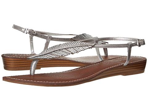 CARLOS by Carlos Santana Tandy (Pewter) Women's Sandals