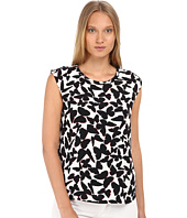 Kate Spade New York - Butterfly Cap Sleeve Top