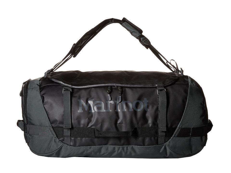 Marmot - Long Hauler Duffle Bag Large (Slate Grey/Black) Duffel Bags