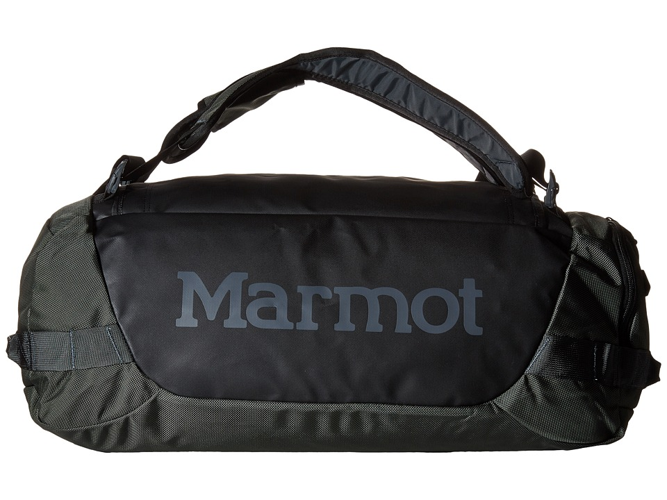 Marmot - Long Hauler Duffle Bag Small (Slate Grey/Black) Duffel Bags