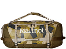 Marmot Long Hauler Duffle Bag Large (Fragment Camo/Brown Moss)