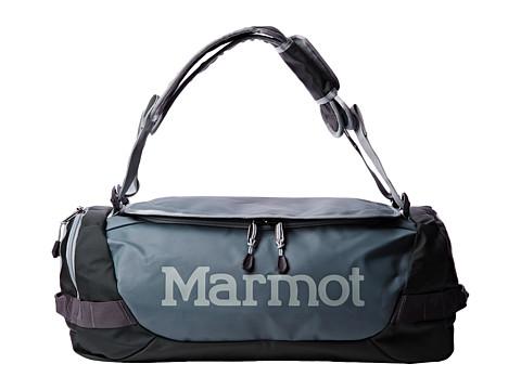 Marmot Long Hauler Duffle Bag Small - Dark Mineral/Dark Zinc