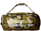 Marmot Long Hauler Duffle Bag (Fragment Camo/Brown Moss)