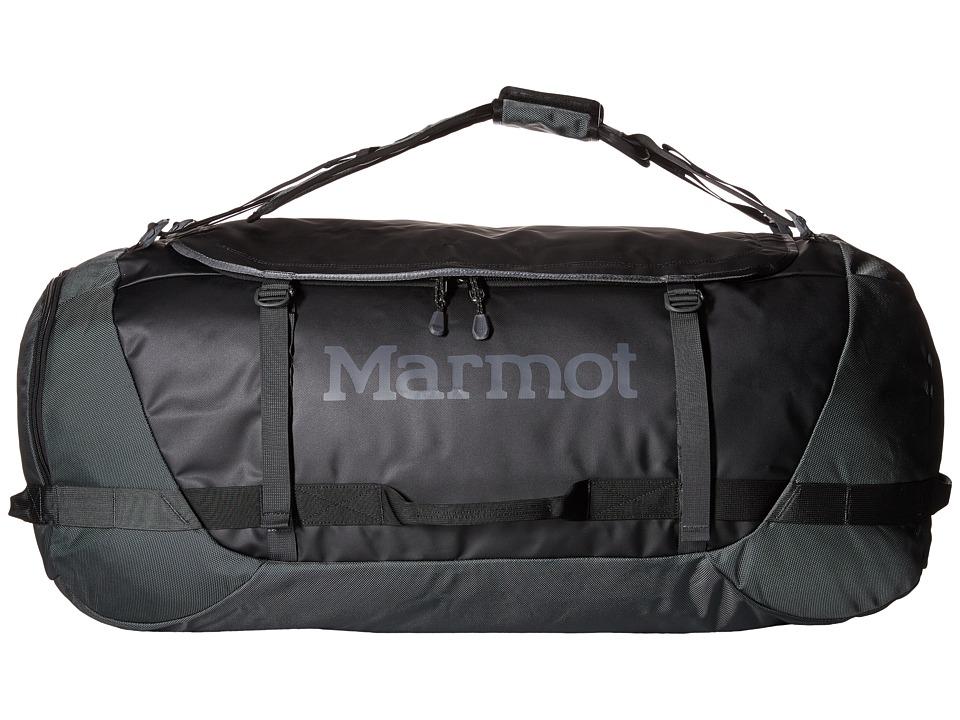 Marmot - Long Hauler Duffel - Extra Large (Slate Grey/Black 2) Duffel Bags