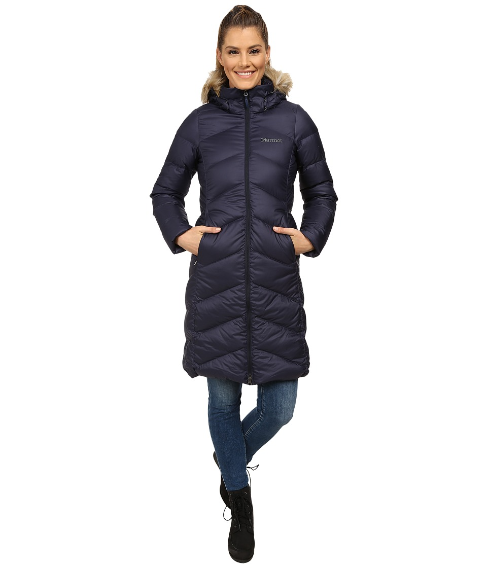 Marmot - Montreaux Coat (Midnight Navy) Womens Coat