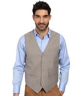 Perry Ellis - Slim Fit Travel Luxe Stripe Suit Vest