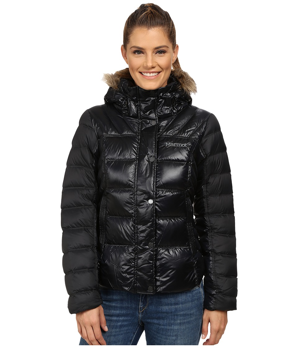 Marmot Alexie Jacket Black Womens Coat