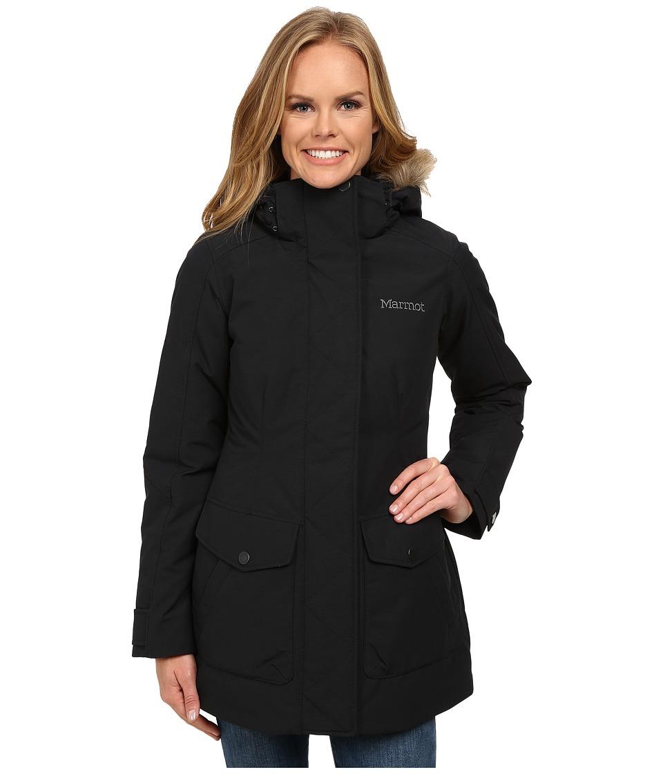 Marmot Geneva Jacket Black Womens Coat