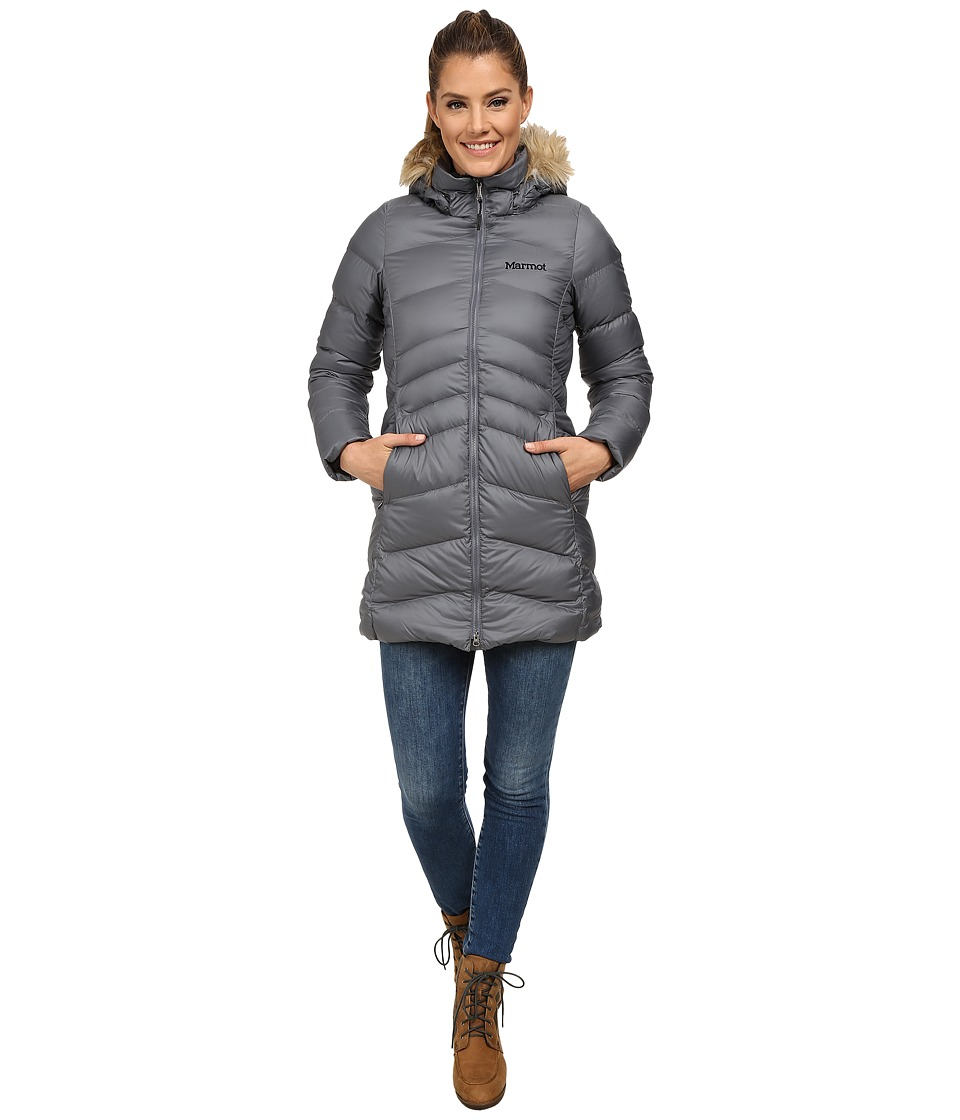Marmot - Montreal Coat (Steel Onyx) Womens Coat