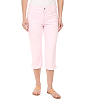 NYDJ Petite - Petite Ariel Crop Twill in Posey Pink